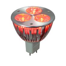 Red LED Wide Spot MR16 Light Bulb