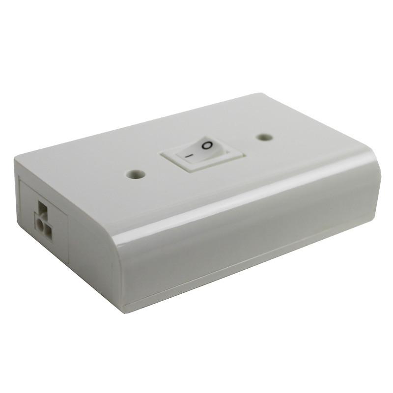 120V Hardwire White Junction Box