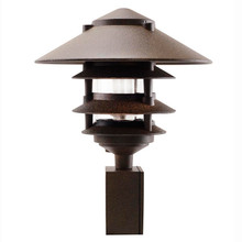 4 Tier Large Top Pagoda Fluorescent Area Light PABHFL