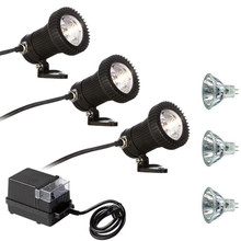 3 Composite Spotlight Kit PUM002-3KIT