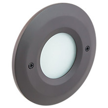 Shown with Open Face Cover - Dark Bronze