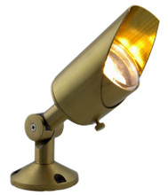 LE2809U Brass Accent Spotlight