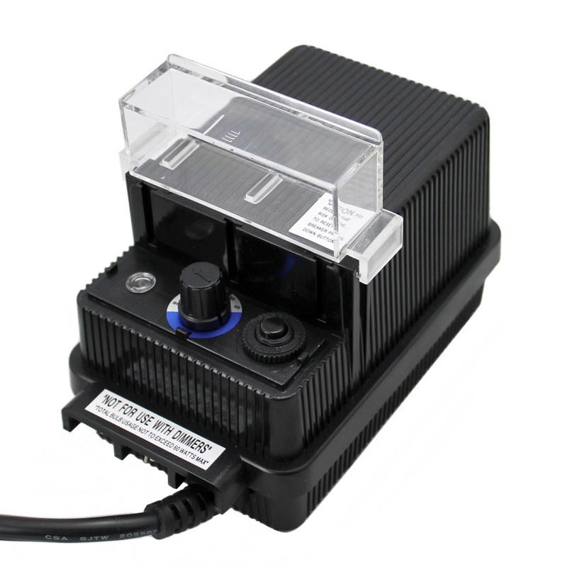 Landscape Lighting Transformer Load : Led composite spotlight landscape light kit m