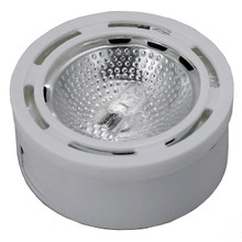 Halogen Puck Light CHP1 in white