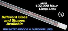 Low Voltage Non-Flexible Tube Lighting