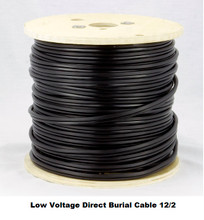 Low Voltage Direct Burial Cable 12/2