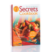 7 Secrets Cookbook by Neva & Jim Brackett