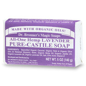 Dr Bonner's Bar Soap- Lavender