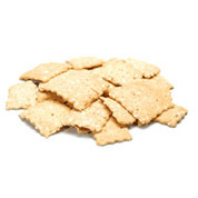 Whole Wheat Herb Crackers - 1 lb.