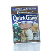 Gravy, Shitake Mushroom