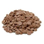 Carob Chips Non-dairy Malt Sweetened - Bulk 800