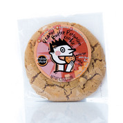ABC Peanut Butter Cookie