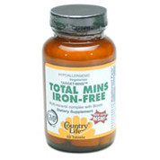 Total Mins Iron Free (Country Life)