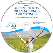 Ancient Secrets for Living Longer and Stronger