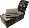SMOKER'S CLUB DOUBLE REGULAR (70mm. X 36mm) Paper Quality: 13.5 gsm (Ultra Transparent Paper)  100 Leaves per Booklet 25 Booklets per Box  (THIS PRICE IS FOR A COMPLETE BOX OF 25 BOOKLETS)