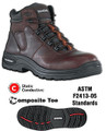 "6"" Sport ESD Boot - Mens"