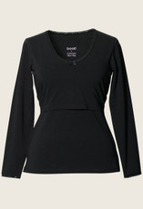Boob Night Top long sleeve black