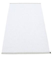 Pappelina Mono Rug White