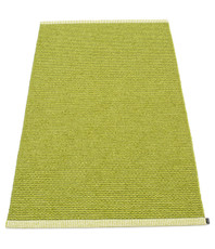 Pappelina Mono Rug Olive/Lime