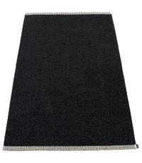 Pappelina Mono Rug Black