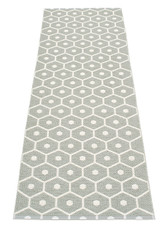 Pappelina Honey Rug Warm Grey/Vanilla