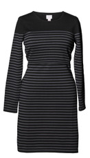 Boob Design Knitted dress - Striped