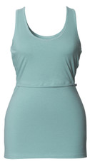 Boob Design Maternity/Nursing Singlet - Nile Blue