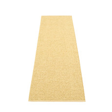 Pappelina Svea Rug Gold Metallic/Pale Yellow
