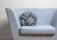 DHS Knot Pillow