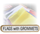 SSP Flags - Flags with Grommets