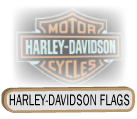 Harley Davidson Flags - Estate, Garden, and Window Flags