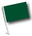 Green Car Flag / Blank Flag