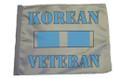 Korean Veteran Ribbon Replacement Flag - 11in.x15in.