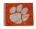 CLEMSON UNIVERSITY Flag with 11in.x15in. Flag Variety