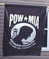 POW MIA House Flag with FREE Shipping