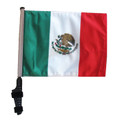 Mexico Golf Cart Flags
