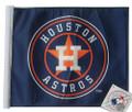 HOUSTON ASTROS FLAG - 11in.X15in.