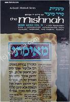 Mishnah Moed #4 : Tannis, Megillah, Moed Katan, Chagigah