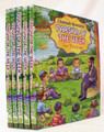Parsha of the Week For Children 5 Vol. Set (Hard Cover)