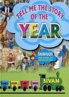 Tell me the Story of the Year-Shavous-Laminated Edition