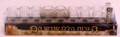 Glass Strip Menorah (M-M2000)