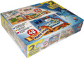 Isratoys 2 in 1 Floor Puzzles Modei Ani 24pc &amp; Shema Israel 48pc - Boy (GM-P234)