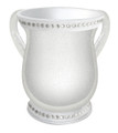 Acrylic Washing Cup Pearl Shiny -  Diamonds