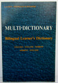 Multi Bilingual Learners Dictionary 2