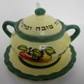 Ceramic Honey Dish