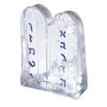 Luchot Glass Paper Weight