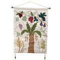 Emanuel Embroidered Wall Hangings