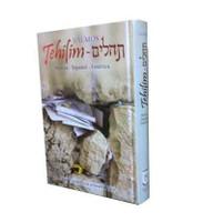 Tehilím Salmos de la Biblia Torá en Español, Hebreo y Fonética - Large