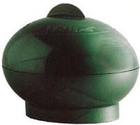 Green Plastic Esrog Box