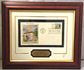 Touro Synagogue Collectors First Day of Issue Stamp